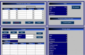 Planilha fluxo de caixa em Excel grátis