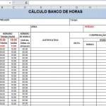 Planilha Folha de Ponto em Excel Grátis