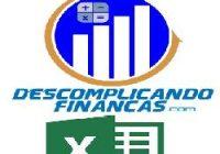 Planilha de gestão financeira 2.0