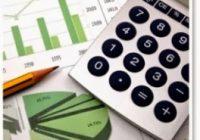 Planilha de administração financeira