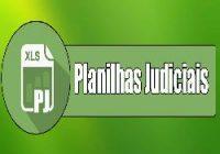 Kit Planilhas Judiciais e Petições
